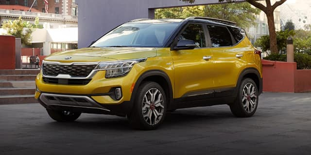 2021 Kia Seltos LX 2.0L AWD