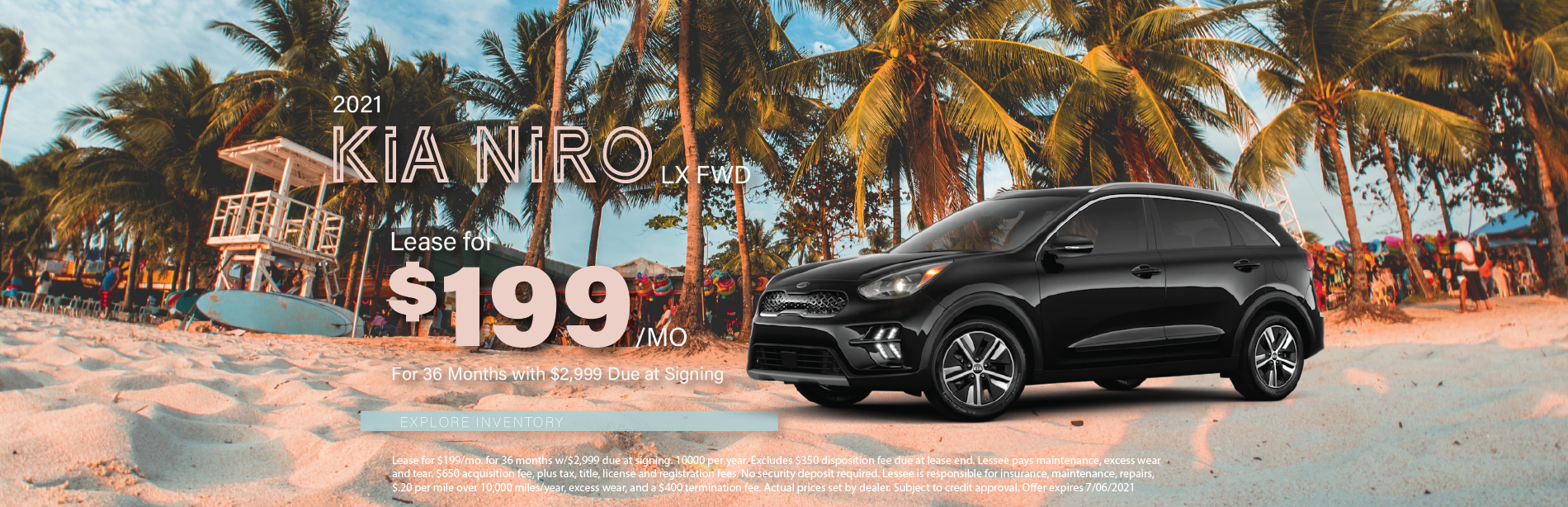 Lafontaine Kia Niro – May