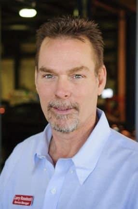 Larry Rosebush