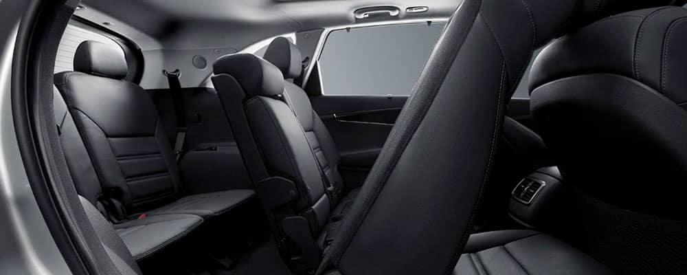 2019 Kia Sorento Interior 3rd Row Seating