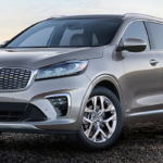 2019 Kia Sorento Parked on Gravel