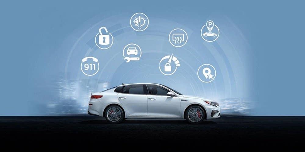 Kia Optima Safety Features