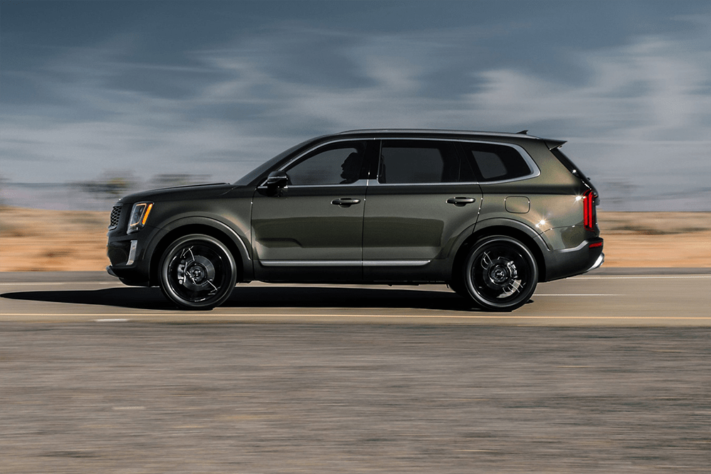2020 Kia Telluride Side View