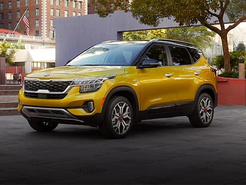 New 2022 Kia Seltos LX 2.0L AWD