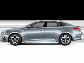 2020 Kia Optima Plugin Hybrid