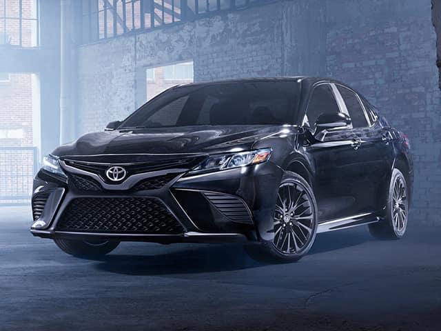 New 2020 Toyota Camry LE 4D Sedan FWD