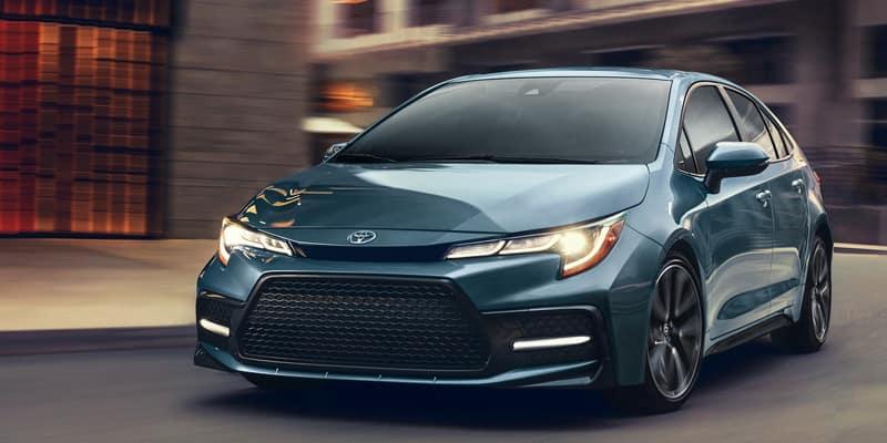 New 2020 Toyota Corolla LE FWD Automatic Sedan