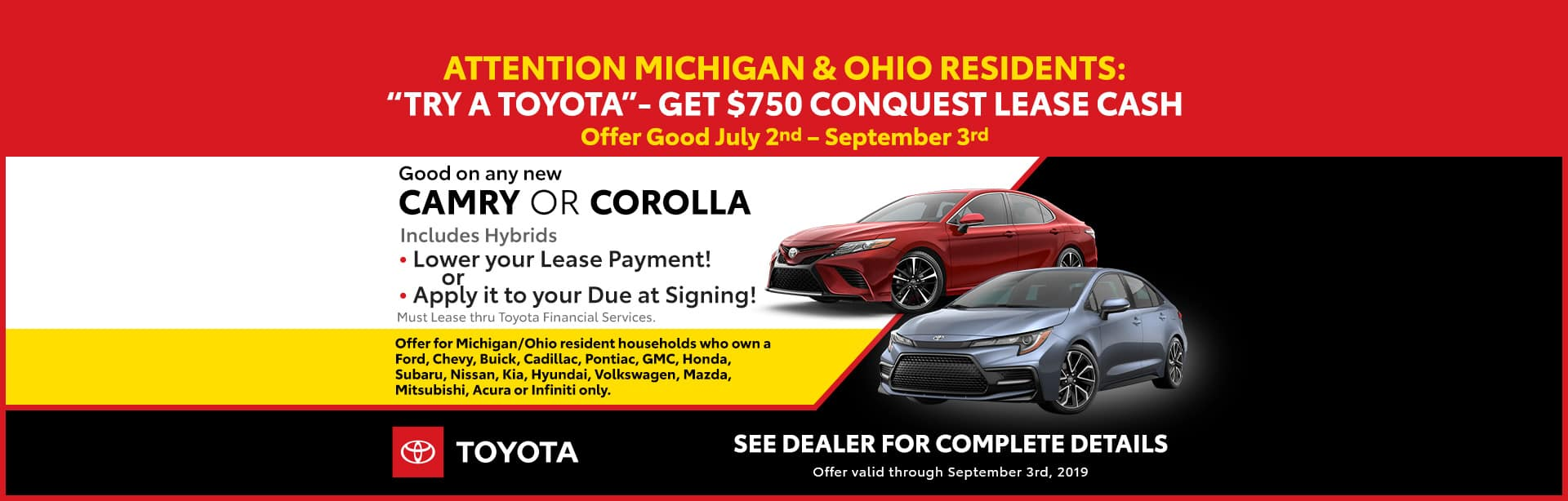 Toyota Dealership Dearborn MI | Near Detroit & Taylor | LaFontaine