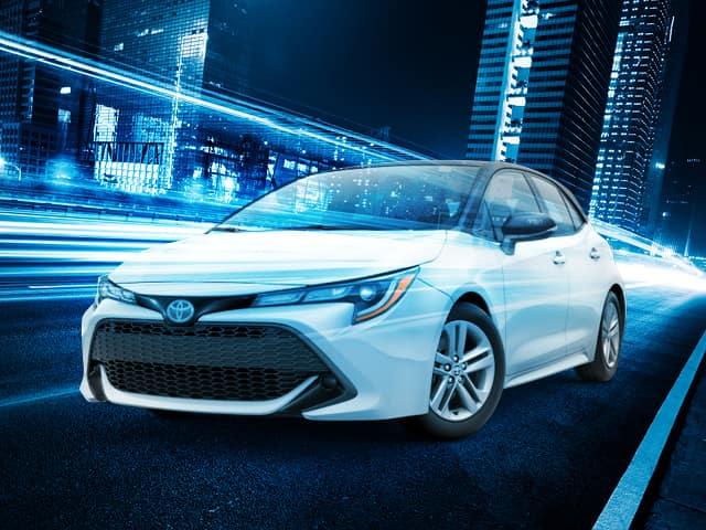 New 2022 Toyota Corolla SE 5D Hatchback FWD Automatic