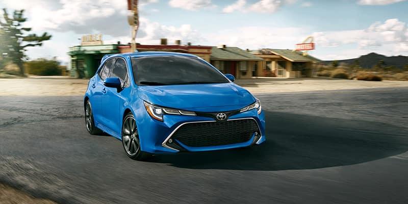 New 2019 Toyota Corolla Hatchback FWD 5D Hatchback