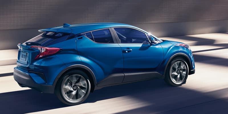 New 2019 Toyota C-HR LE FWD 4D Sport Utility