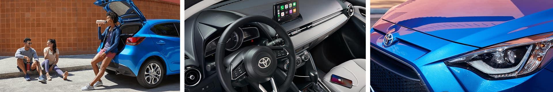 2020 Toyota Yaris Hatchback For Sale Dearborn MI | Detroit