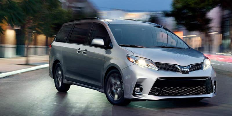 Used Toyota Sienna For Sale in Dearborn, MI