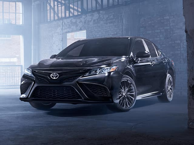 New 2022 Toyota Camry LE FWD Automatic 4D Sedan