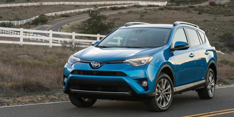 Used Toyota RAV4 Hybrid For Sale in Dearborn, MI