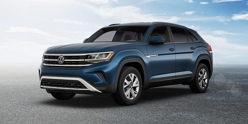 2020 Volkswagen Atlas Cross Sport 2.0T S AWD - Automatic Transmission