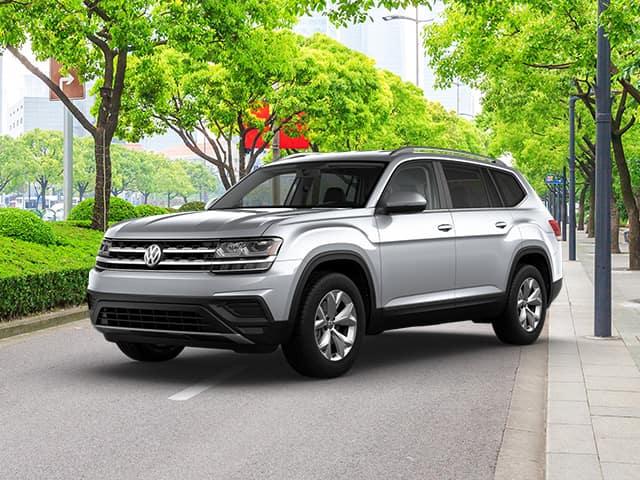 New 2019 Volkswagen Atlas S Automatic