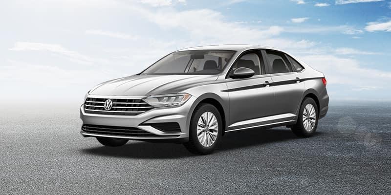 New 2020 Volkswagen Jetta 1.4T S FWD 4D Sedan
