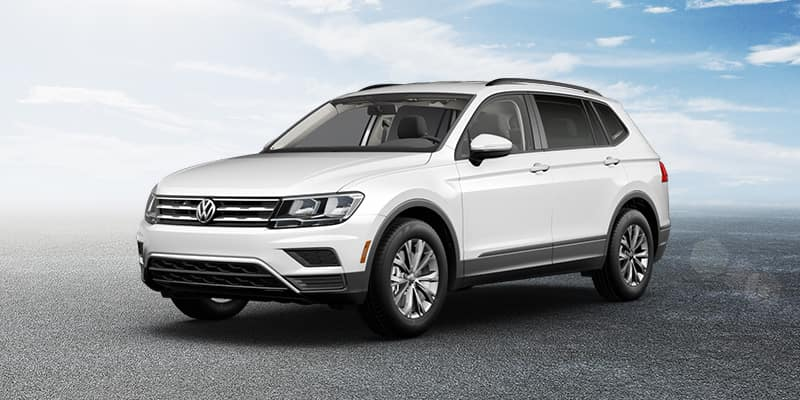 2020 Volkswagen Tiguan S with 4MOTION Automatic