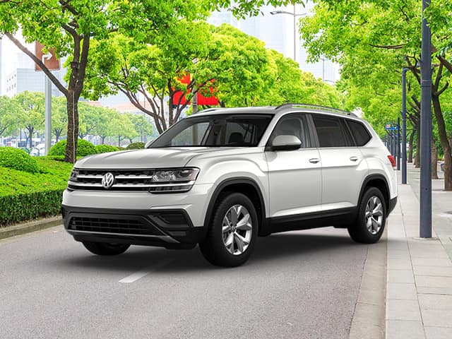New 2019 Volkswagen Atlas V6 S with 4MOTION AWD