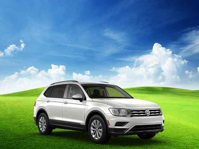 New 2019 Volkswagen Tiguan 2.0TS AWD with 4MOTION Automatic