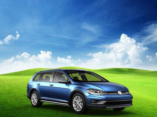 New 2019 Volkswagen Golf Alltrack TSI S AWD Automatic
