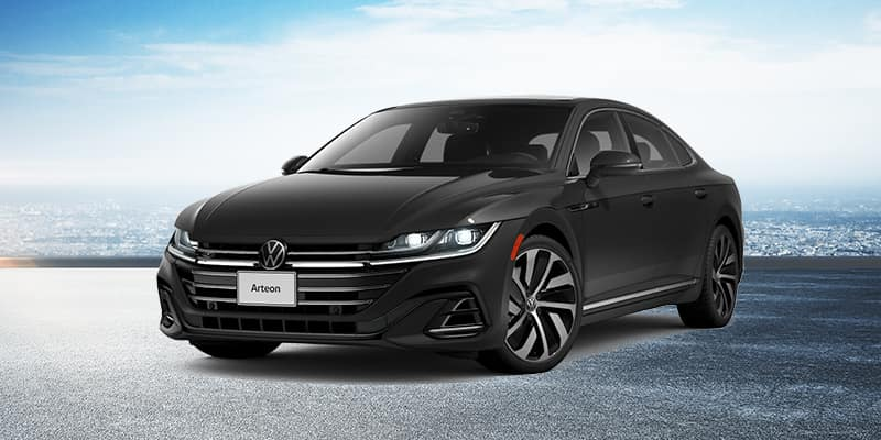 New 2021 Volkswagen Arteon 2.0T SEL R-Line with 4Motion Automatic Transmission