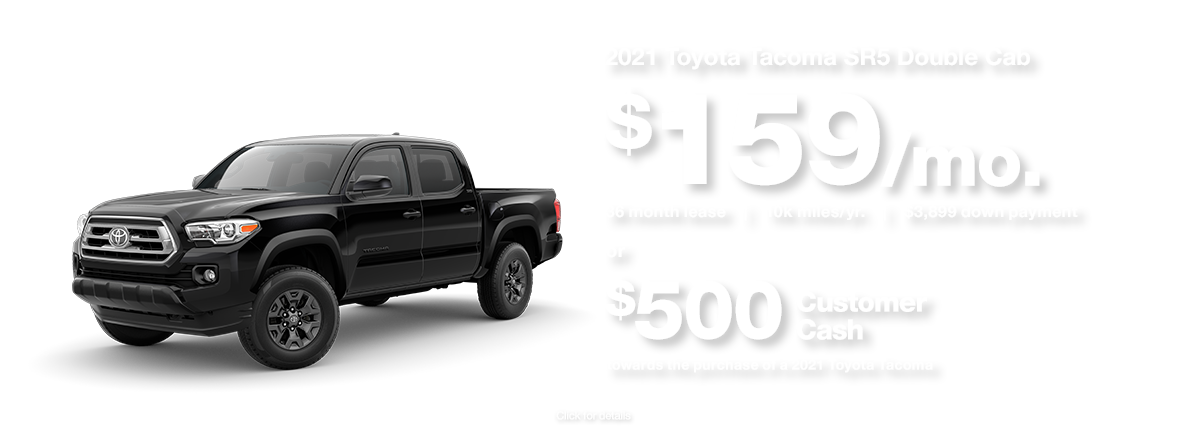 2021 Toyota Tacoma deals near Baxter, MN at Lake Country Toyota