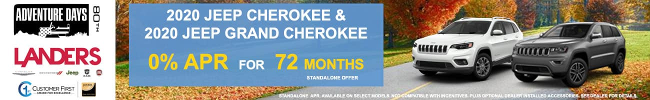 homepage CHEROKEE
