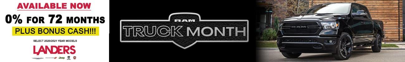 TRUCK MONTH RAM 2