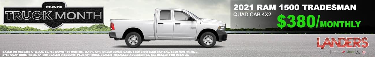 LANDERS RAM 1500 QUAD CAB HOMEPAGE 2