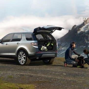 2019 Land Rover Discovery Sport Exterior 01