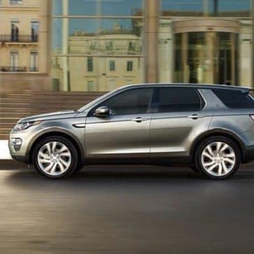 2019 Land Rover Discovery Sport Exterior 02