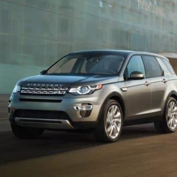 2019 Land Rover Discovery Sport Exterior 03