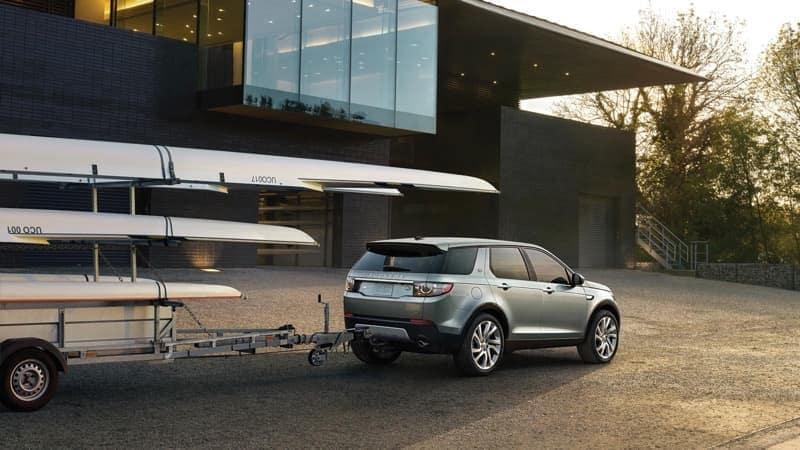 2019 Land Rover Discovery Sport Exterior 04