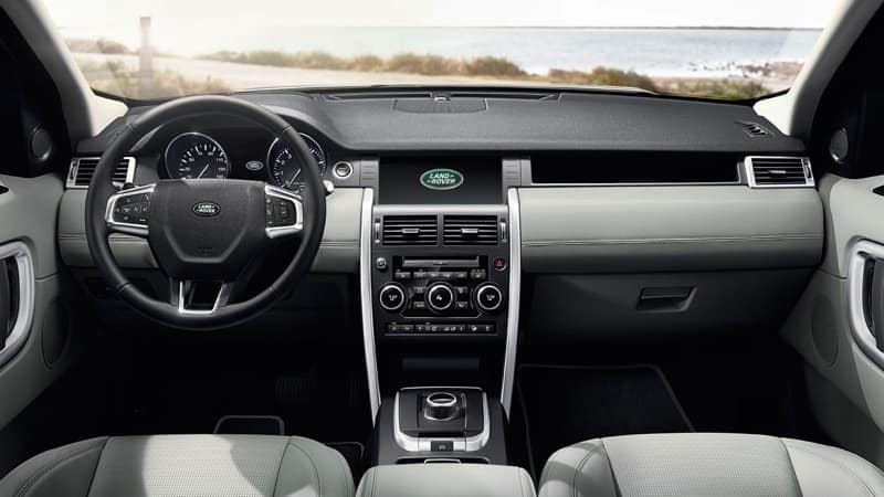 2019 Land Rover Discovery Sport Interior 03