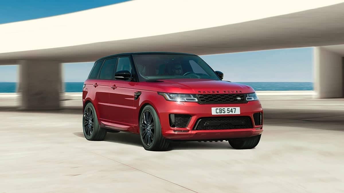 2019 Land Rover Range Rover Sport Gallery 8
