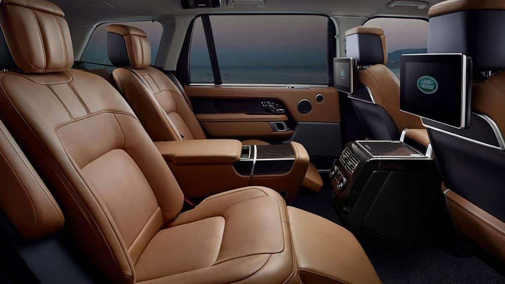 2019 Range Rover Interior Gallery 6