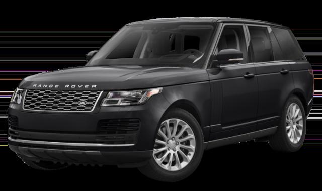 2019 land rover range rover black