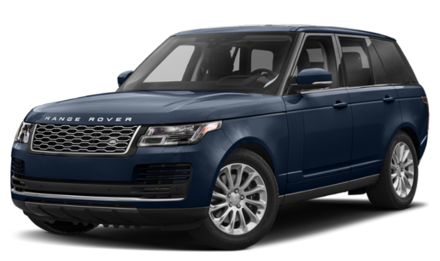 2019 range rover blue
