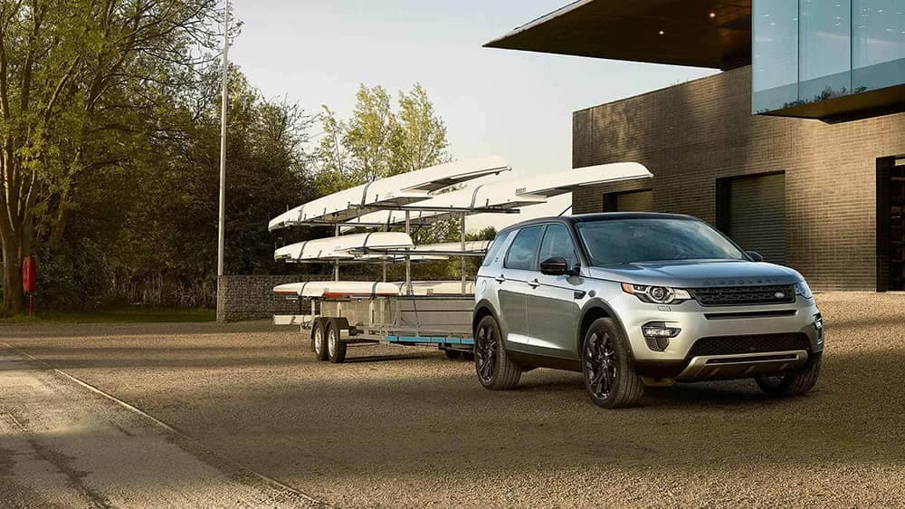2019 Range Rover Sport Towing