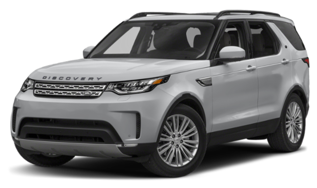 2019 land rover discovery silver