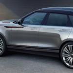 2020 range rover evoque velar silver exterior