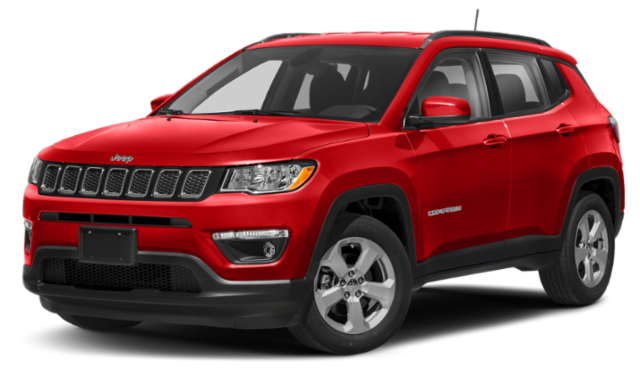 2019 jeep compass red exterior