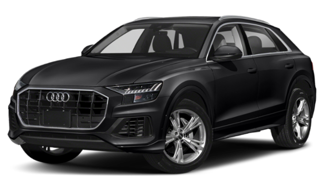 2020 Audi Q8 copy