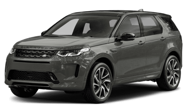 2020 Land Rover Discovery Sport Comparison Image