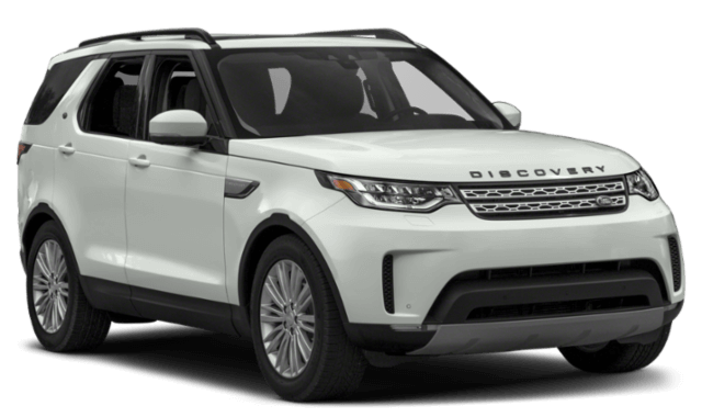 2020 Land Rover Discovery Comparison Image