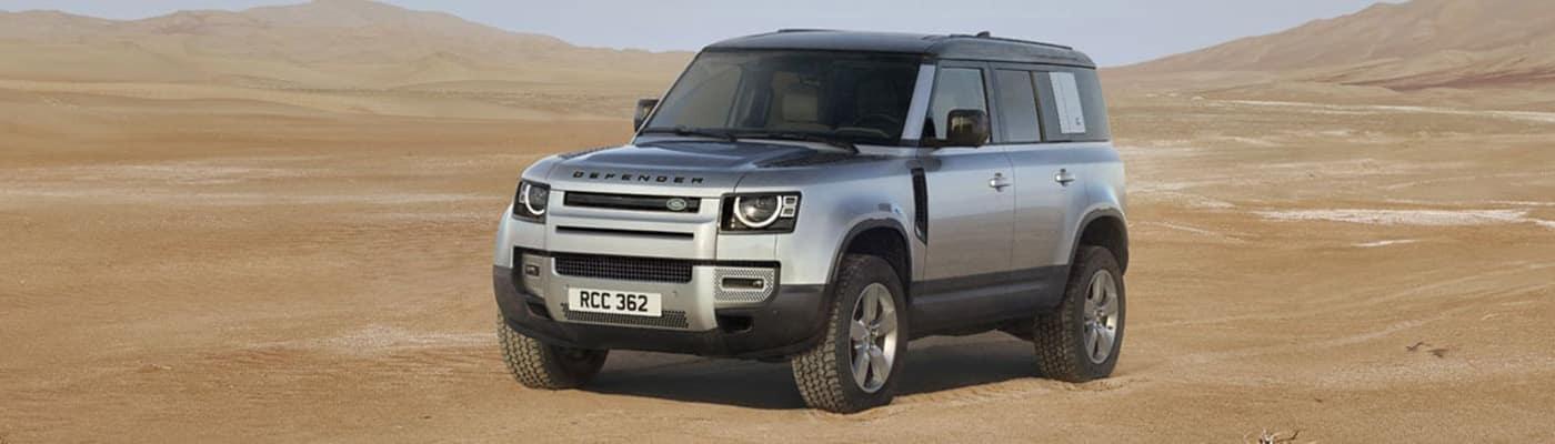Land Rover Defender History