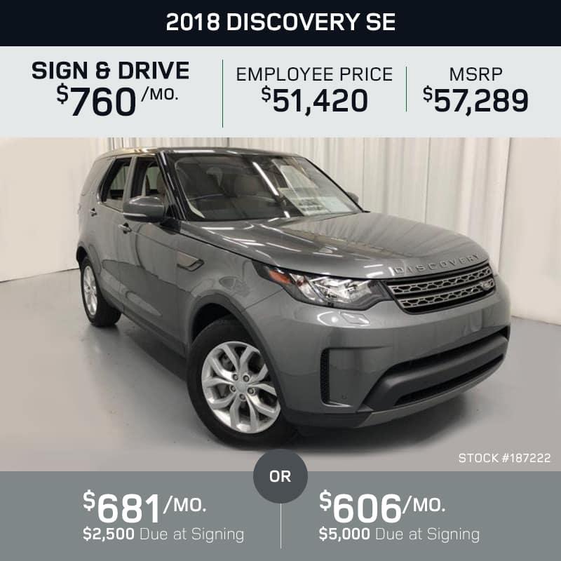 2018 Discovery SE