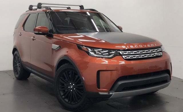 Certified Pre-Owned 2018 Land Rover Discovery HSE Luxury V6 Supercharged 4 Door 4WD